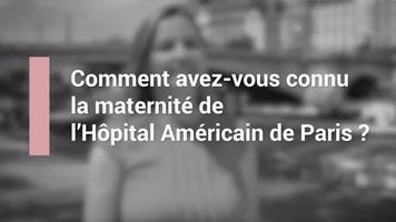 Adriana, Just gave birth to her second child at the maternity unit of the American Hospital of Paris
